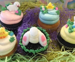 Easter Novelty Cupcakes