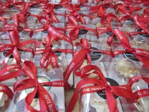 Packaged Gift Desserts