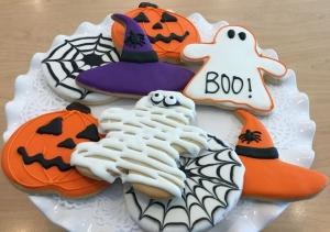 Halloween Cookies 2020