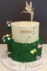 TInkerbell Tree Cake
